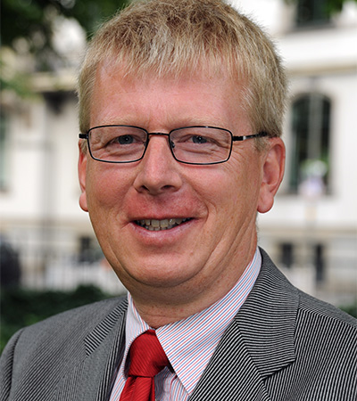 Landvolkdienste Geschäftsführer Heino Beewen