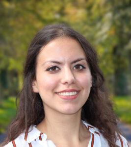 Portraitfoto von Viktoria Gretschan, Landvolkdienste Vorsorge