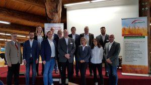 Das Team der Landvolkdienste GmbH und der Landvolkdienste-Vorsorge GmbH